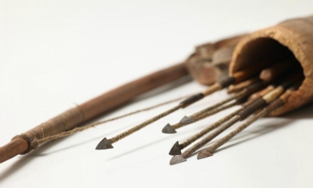 arrow bow